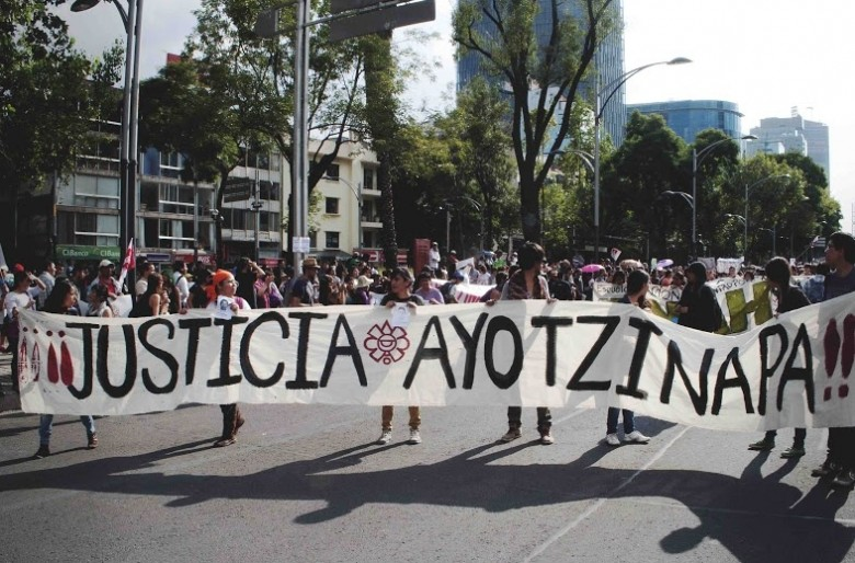 Imagen Ayotzinapa