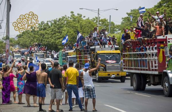 Campesinos Nicaragua