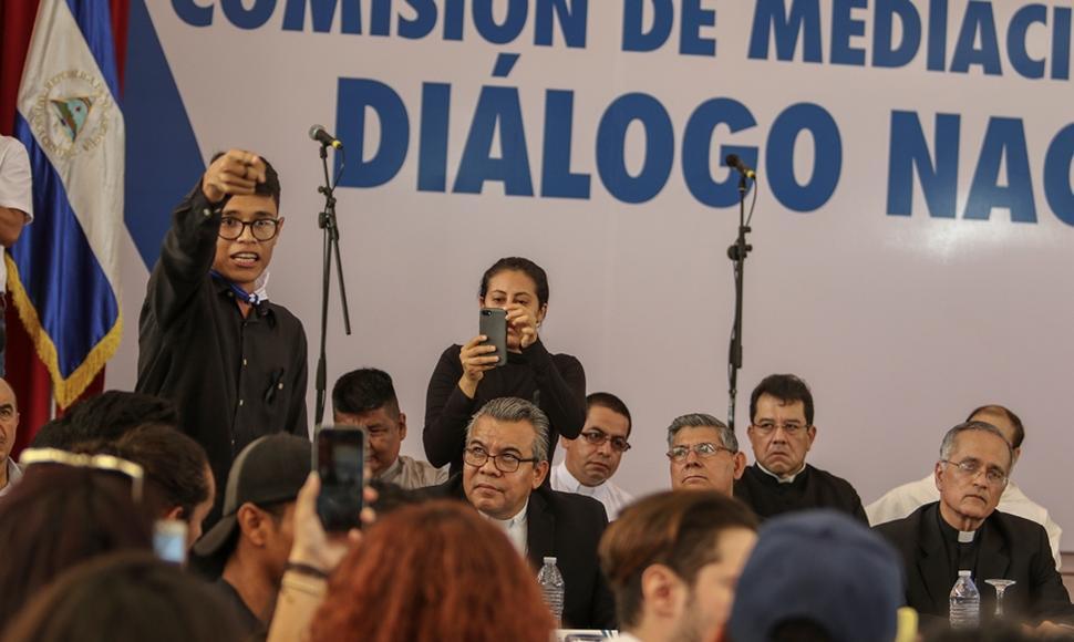 Dialogo Nicaragua 3